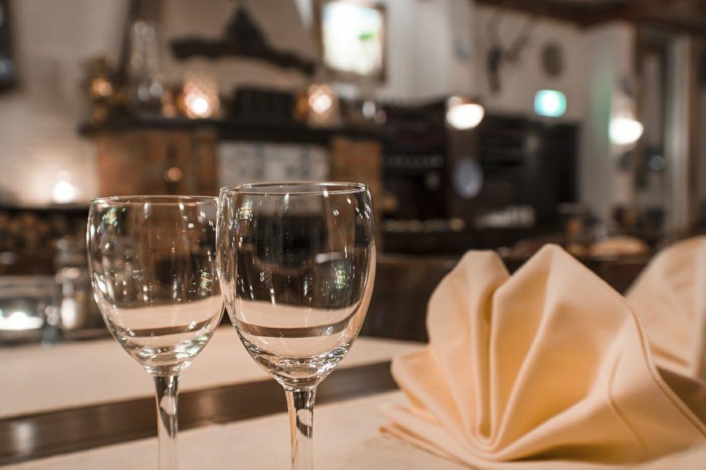Wijnglas Restaurant Duinzicht